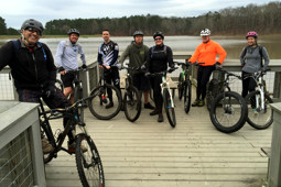 Moutain biking groups